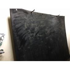 Feedout door rubber, fits 170 / 200 models