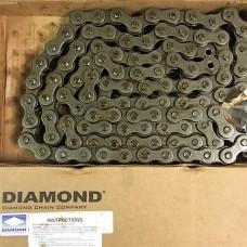 Keenan feeder ASA100 diamond primary drive chain (small chain), fits MF300 models