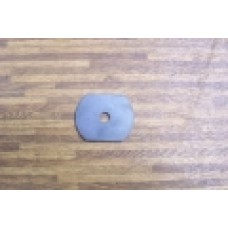 3mm Spacer plate for bale handler tines. Keenan part number: FP140-045-0019