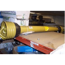 Keenan T80 PTO shaft