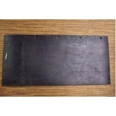 Feedout door rubber, fits 80 / 100 / 115 / 140 models